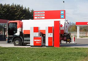 Ponuda, Cijena plina i Goriva